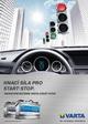 Výrobní program - VARTA Start-Stop