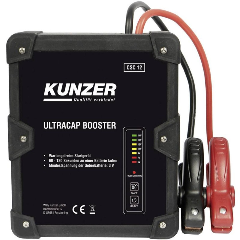 Booster Kunzer UltraCap 12V