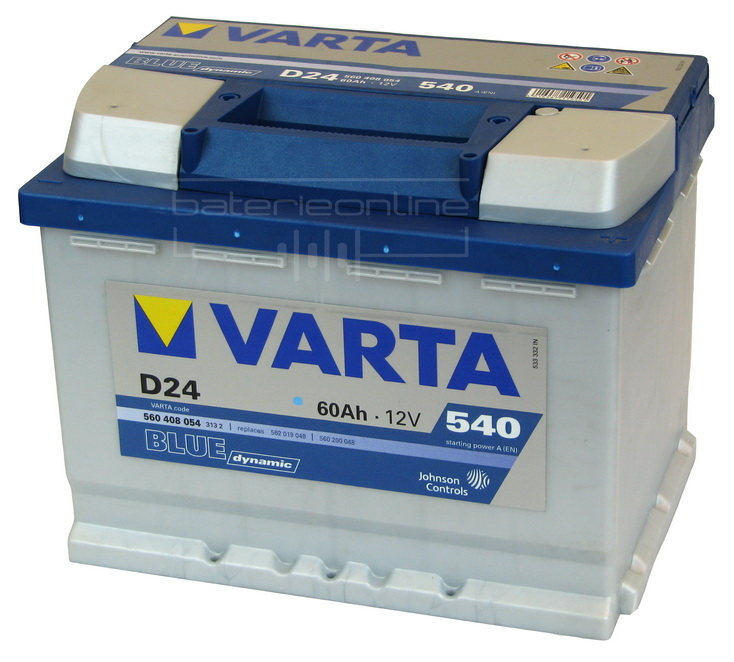 VARTA Blue dynamic 12V/60Ah