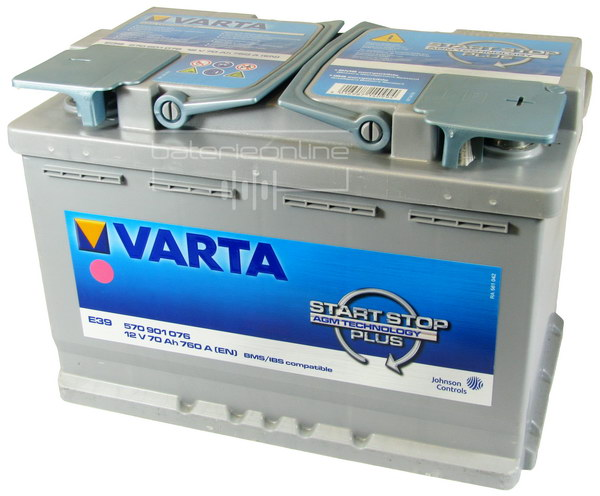 VARTA START-STOP Plus AGM 12V-70Ah