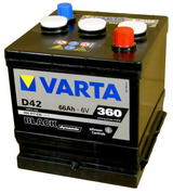 VARTA Black dynamic 6V/66Ah
