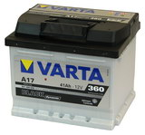 VARTA Black dynamic 12V/41Ah