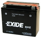 EXIDE BIKE AGM 12V/9,5Ah YT12B-BS