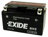 EXIDE BIKE AGM 12V/8,6Ah YTZ10-BS