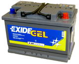 Exide Equipment Gel 12V/56Ah ES650